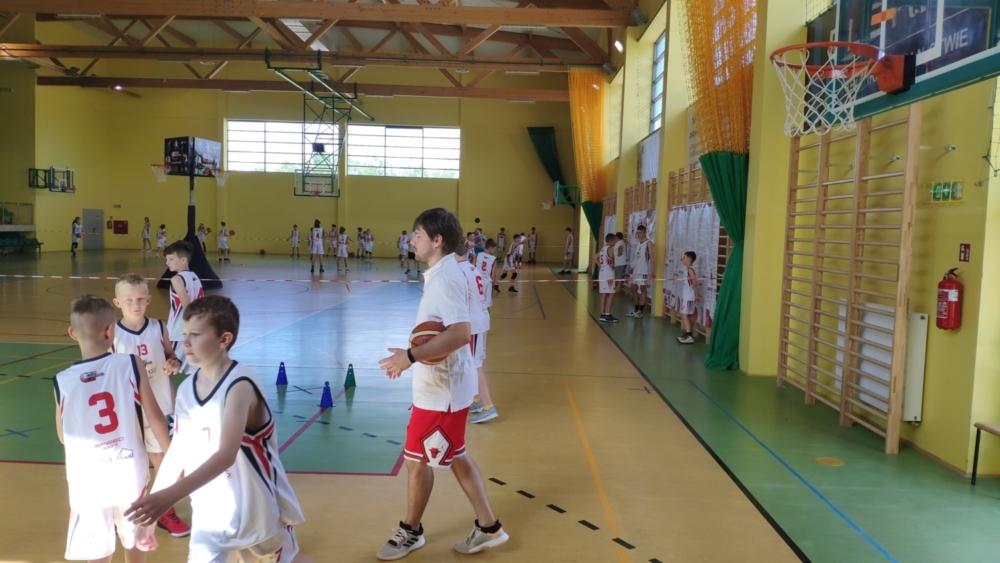 SPEEDsport Imopeksis camp koszykarski