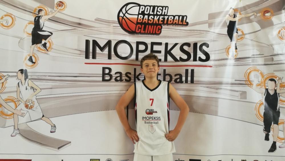 SPEEDsport Imopeksis obóz koszykarski